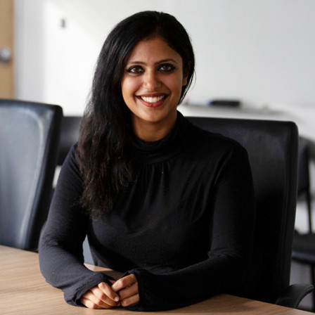 Bindu Oommen Fernandes- Co-Founder & Chief Marketing Officer SocialPulsar