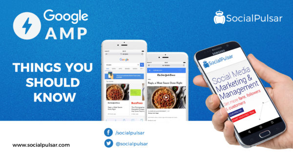 Google AMP - Things you should know