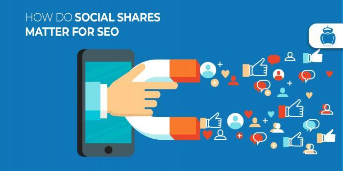 How Do Social Shares Matter for SEO