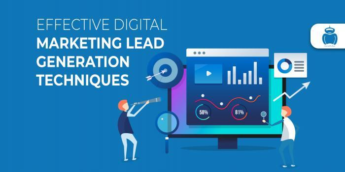 Effective Digital Marketing Lead Generation Techniques