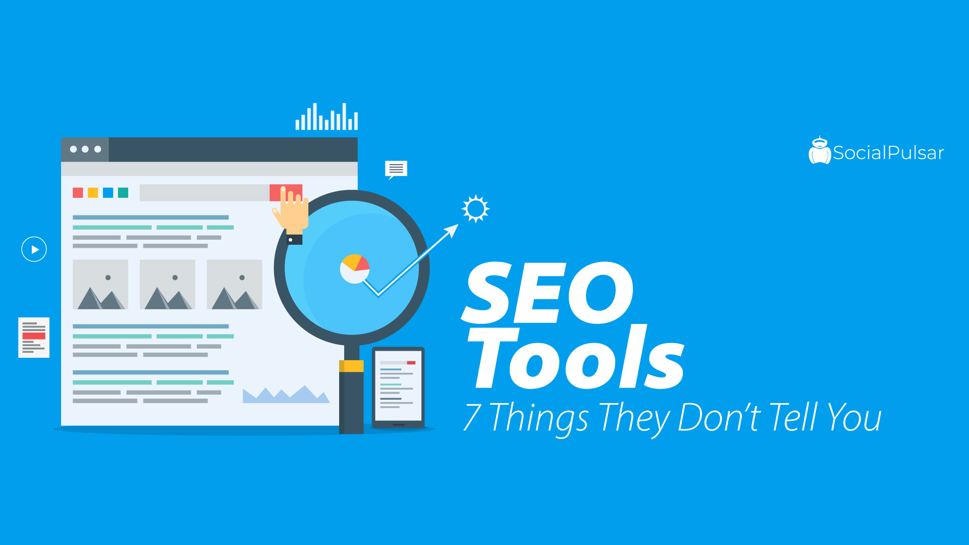SEO Tools – 7 Things They Don't Tell You
