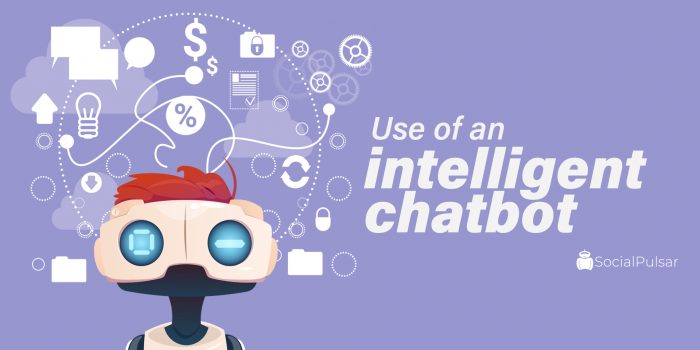Use Of An Intelligent Chatbot